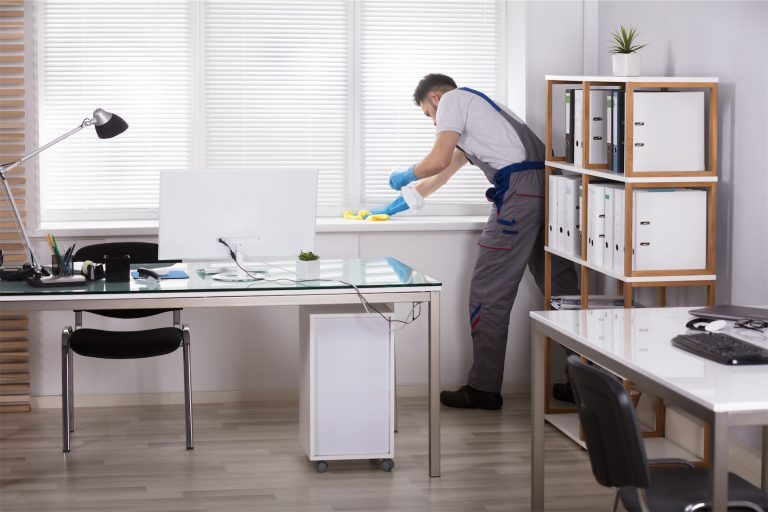 janitorial services in Idaho Falls
